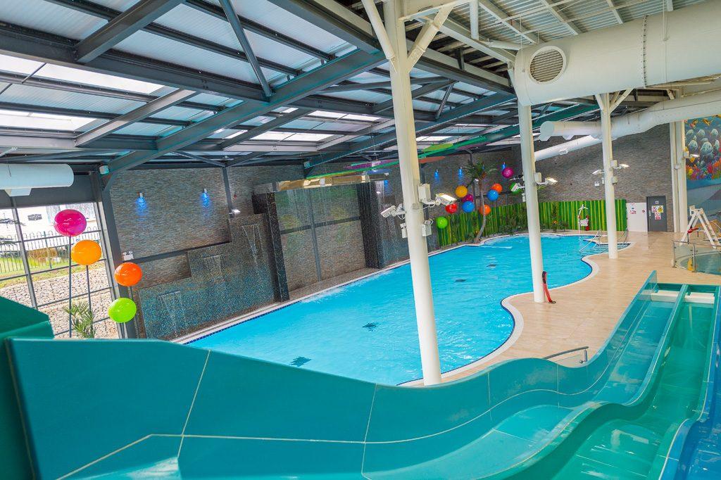 Haven Primrose Valley Pool Extension Lavingtons